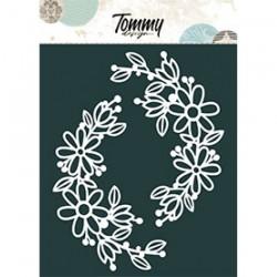 Tommy Design - Le Maschere - Corona di fiori