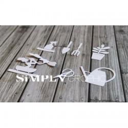 Simply Graphic - Fustella - Accessoires De Jardinage