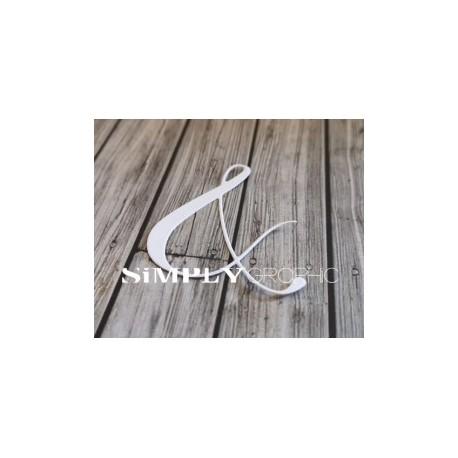 Simply Graphic - Fustella - Esperluette Élégante