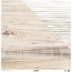 """ModaScrap - Carta 12x12"""" - Wooden Colors 02"""