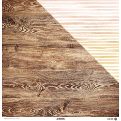 "ModaScrap - Carta 12x12"" - Wooden Colors 05"