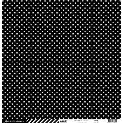 Kesi'Art - Cartoncino étoile cardstock - NOIR