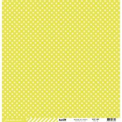 Kesi'Art - Cartoncino étoile cardstock - VERT LIME