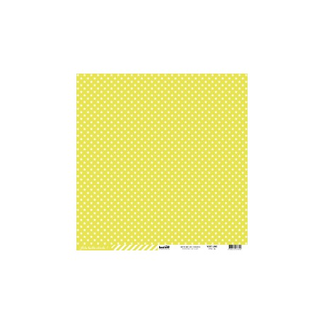 Cartoncino étoile cardstock - VERT LIME