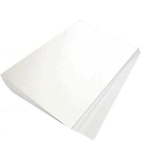 DCIC - Carta da Mattatura - 5 fogli - Bianco