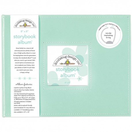 Doodlebug Design - Album - Mint