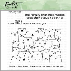Picket Fence - Timbri Clear - Bear Family