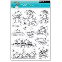 Penny Black - Timbri Clear - Toadily
