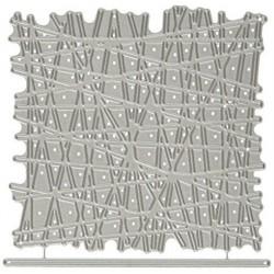 Paper Smooches - Fustella - Criss Cross