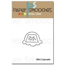 Paper Smooches - Fustella - Mini Cupcake