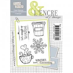 L'Encre et l'Image - Timbri Clear - Cocooning
