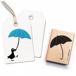 Cats on appletrees - Timbro Legno - Umbrella 2249