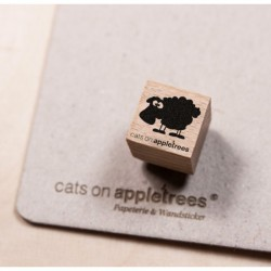 Cats on appletrees - Timbro Legno - Mini Gertrud 2855