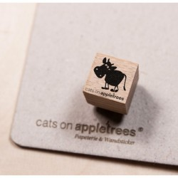Cats on appletrees - Timbro Legno - Mini Erika