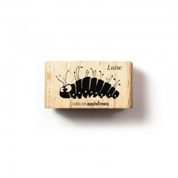 Cats on appletrees - Timbro Legno - Raupe Luise 27202