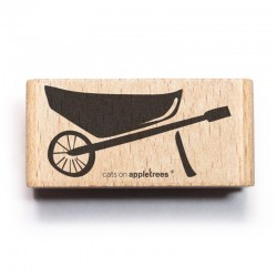 Cats on appletrees - Timbro Legno - Wheelbarrow 27295
