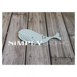 Simply Graphic - Fustella - Baleine