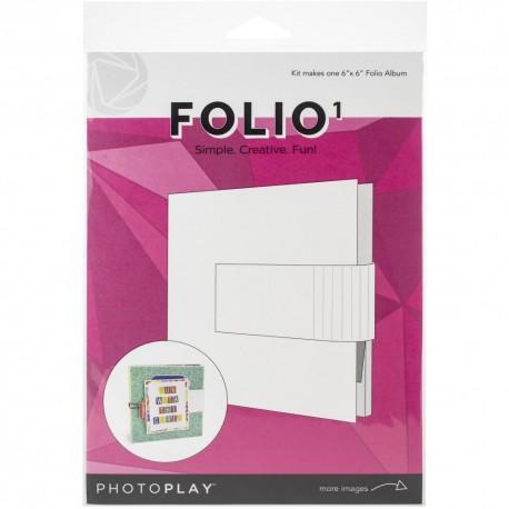 "Photoplay - Kit per Album - Maker Series Folio 6 ""X6"""