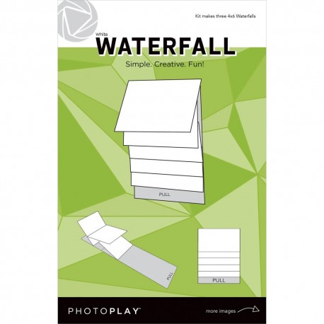 Photoplay - Kit per Struttura - Maker serie Waterfall 4x6