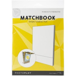Photoplay - Kit per Struttura - Maker serie Matchbook 4x6""