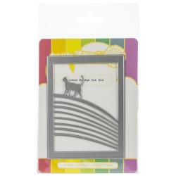 Waffle Flower - Fustella - Rainbow bridge Cat