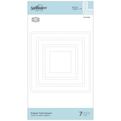 Spellbinders  - Fustella - Elegant Twist Square