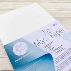 ModaScrap - Carta A4 - The Mask Paper