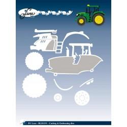 By Lene Dies - Fustella - Tractor