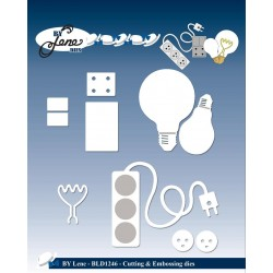 By Lene Dies - Fustella - Electricity