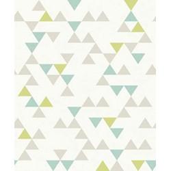 Carta da parati - Triangoli