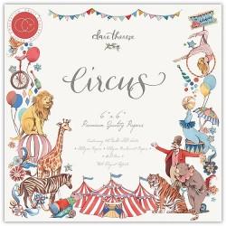 """Craft Consortium - Paper Pad Circus - 6x6"""""""