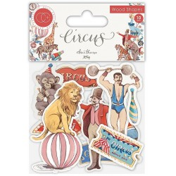 Craft Consortium - Chipboard - Circus
