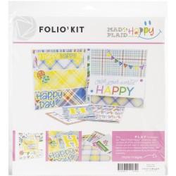 PhotoPlay - Kit carte per Folio - Happy
