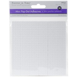 MultiCraft - Craft Foam Pad - diam 5x3 mm