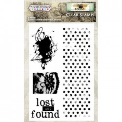 7 Dots Studio - Timbri Clear - Lost and Found