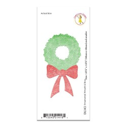 Cheery Lynn - Fustella - Ornamental Wreath & Bow