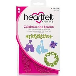 HeartFelt Creations - Fustella - Celebrate the Season