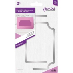 Gemini - Fustella - Square Frames