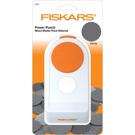Fiskars - Power Punch - Circle