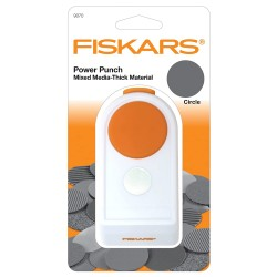 Fiskars - Power Punch - Circle 1""