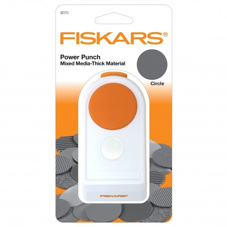 "Fiskars - Power Punch - Circle 1"""