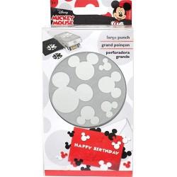 Ek Tools - Punch - Disney Mickey Icons Punch