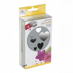 Ek Tools - Punch - Confetti Hearts