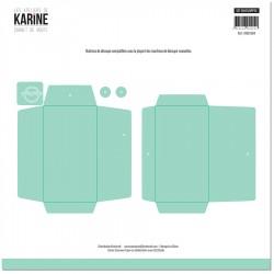 Les Ateliers de Karine - Fustelle - Set Enveloppes
