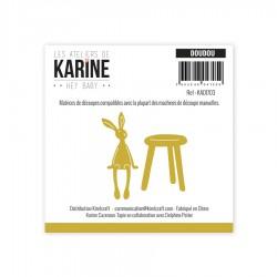 Les Ateliers de Karine - Fustelle - Doudou