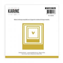 Les Ateliers de Karine - Fustelle - Cadres Pola