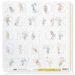 "Les Ateliers de Karine - Carta 12x12"" - Noelie & Paul"