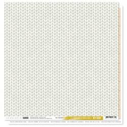 """Les Ateliers de Karine - Carta 12x12"""" - Louise & Gregoire"""