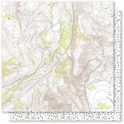 Mes Ptits Ciseaux - Carta 12x12 - O Jardin 5