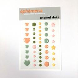 Ephéméria - Enamel Dots - So Spécial